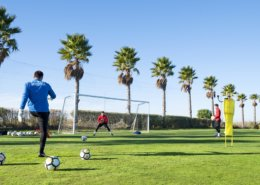 football internship in Spain