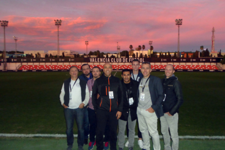football Sports and Travel Europe Valencia