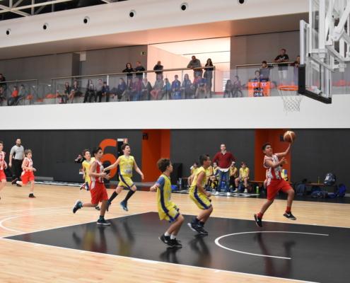 Basketball Valencia Challenge